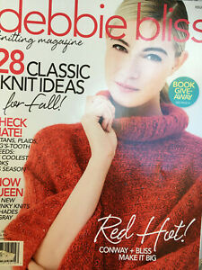 Debbie Bliss Knitting Magazines ~ BACK COPIES ~ out of print