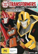 Transformers: Robots In Disguise - Rumble In The Jungle * NEW DVD *