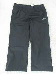 Adidas Climastorm Waterproof Golf Pants Black Men's Size XL