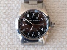 Hamilton Khaki Field 42mm Watch H705450 ETA 2824-2 Automatic Men's watch, Boxed