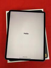 Apple iPad Pro 3rd Gen. 64GB, Wi-Fi + Cellular (Unlocked), 12.9in - Space Grey.