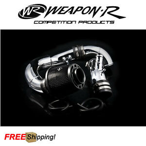 Open Box Weapon R Secret Weapon Air Intake Fits 2008-2014 Lancer Evolution Turbo