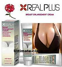 Real Plus Breast Enlargement Cream Bust boost All Natural Lift Up Lotion