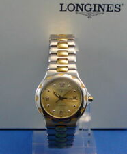 Longines Stainless Steel Case Dress/Formal Wristwatches