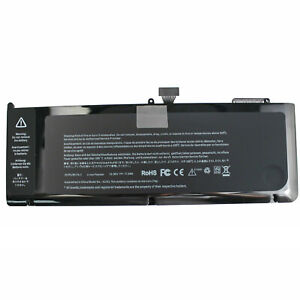 REPLACEMENT A1321 BATTERY FOR MACBOOK PRO 15 A1286 MID 2009 2010 10.95V 78WHR