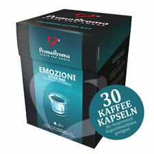 Kaffeekapseln Emozioni Extra Bar von Primo Aroma Nespresso-Kompatibel 30 Stück