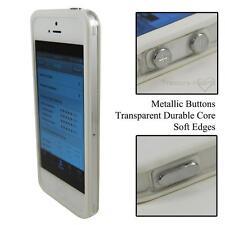 Unbranded/Generic Transparent Metal Mobile Phone Bumpers