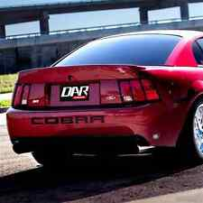 """1999-2004 Painted Ford Mustang """"Cobra Style"""" Custom Flushmount Spoiler"""