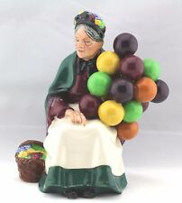 "Royal Doulton ""The Old Balloon Seller"" HN 1315 Figurine Nice Vintage"