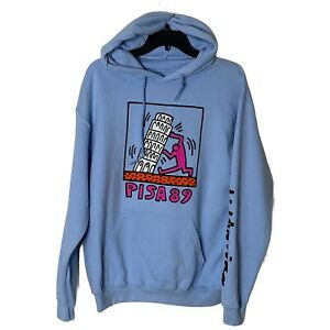 Keith Haring Pisa 89 Sweatshirt NWOT Size Medium