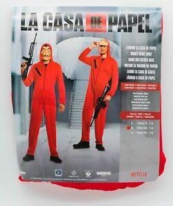 Salvador Dali La Casa De Papel Disfraz + máscara Dinero Heist Disfraces Cosplay