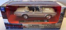 New Ray 1/43 City Cruiser Pontiac 1966 GTO American Classic Car Diecast Model