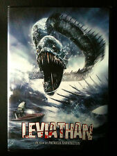 LEVIATHAN - UN MONSTRE MYTHIQUE CAPABLE D'ANEANTIR LE MONDE - DVD NEUF (A1