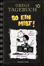 So ein Mist! / Gregs Tagebuch Bd.10 von Jeff Kinney (2015, Gebundene Ausgabe)