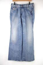 Diesel Ryoth Damen Bootcut Jeans W29 L32