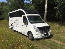 Horse box van