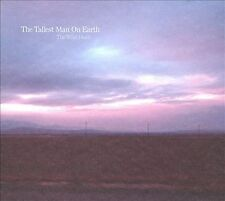 The TALLEST MAN ON EARTH The Wild Hunt [Digipak] LIKE NEW CD Apr-2010