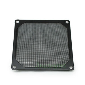 120mm Aluminum Dustproof Mesh Dust Grill Filter For PC CPU CASE Cooling Fan