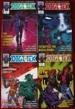 Digitek (1992) #1-4 - Comic Books - Marvel UK - Complete Set - Marvel Comics