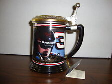 Dale Earnhardt - The Intimidator Collector Tankard--The Franklin Mint--COA