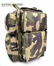 100L French Army CCE Camo Expedition / Deployment Rucksack & Holdall Assault Bag