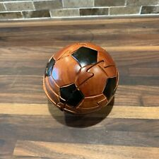 Soccer Ball 3D, 15 Piece, Wooden puzzle; Excellent ! Lots of Fun!