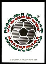Panini-WM Geschichte 1990 - Weltcup 1986 nr. 25