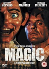 Magic 5060020700712 With Anthony Hopkins DVD Region 2