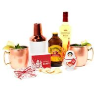 Thoughtfully Moscow's Finest Mule Lover's Gift Set New Mugs Cocktails accessorie