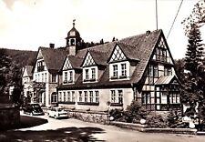 Saalfeld ( Saale ) - Brunnenhaus , DDR , Ansichtskarte