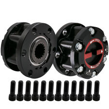 Manual Locking Hubs for OPEL Frontera ISUZU D-Max Trooper I & II Holden Jackaroo