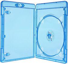 100 AMARAY Bluray single Case 11mm Box Leer Hülle Hüllen