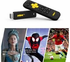 NOW TV Smart Stick with 1 Month Cinema Entertainment & Sports Pass - Currys