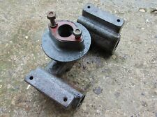 Vintage Classic Coventry Climax SM Generator Inlet Manifold