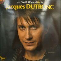 JACQUES DUTRONC le double disque d'or 2LP's Vogue - l'hôtesse de l'air/l'aventur