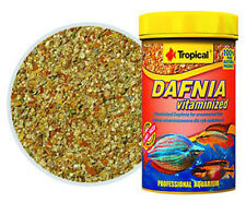 Food natural for fish .Tropical Daphnia vitamin 100ml for aquarium