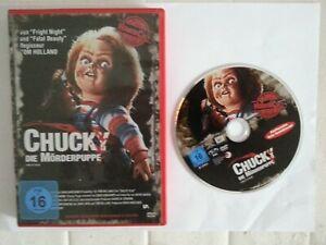 Chucky , die Mörderpuppe - Uncut - OOP - Rarität wie Mediabook Hartbox