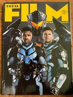 Total Film February 2018 Pacific Rim Scott Eastwood John Boyega Movie Magazine