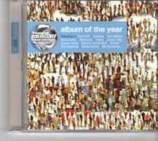 (FK33) 2003 Panasonic Mercury Music Prize Compilation - 2003 CD