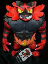"14.5"" Incineroar Poke Plush Large Size Official Pokemon Center Dolls Toys SUN"