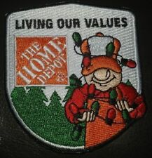 Home Depot Seasonal Homer Award patch