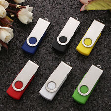 Lot 10x 8 GB Clé Flash Drive Mémoire Disk Stick Storage Pliable PC USB 2.0