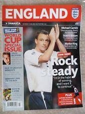 2006 Inghilterra V Giamaica, 3 GIUGNO (WORLD CUP EDIZIONE SPECIALE)