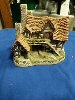 1983 David Winter Cottages The Bothy by John Hine made in Great Britain