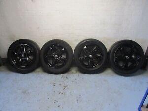 Renault Twingo 2007- 2011 Set of 4 Alloy wheels 185/55R15