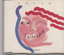 YELLO-Of Course Im Lying cd maxi single