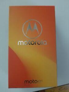 New Motorola Moto E5 Play GSM Unlocked Phone - 16GB - T MOBILE SIMPLE ATT H2O