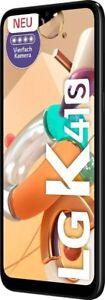 """LG K41S (6.55"""") Smartphone - 32 GB, schwarz (ohne Simlock) (Dual-SIM)"""