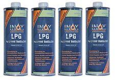 LPG Autogas 4x 1 L Ventilschutz INOX