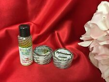 3 Facial Skin Whitening Set Anti -Aging 5 in 1 Cream Remove Acne